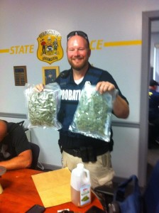Probation Officers lead Delaware State Police to Large Seizure